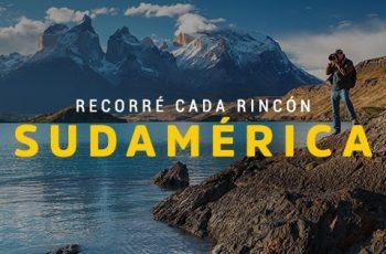 Viajes a Sudamérica en oferta por Garbarino Viajes