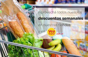 Vea Supermercados todas las tarjetas con promoción