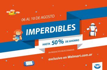 Día del niño a Walmart.com.ar