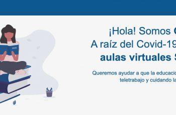 Plataforma educativa GoSchool gratis por el coronavirus